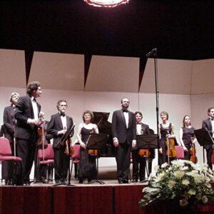 Auditorio de Belgrano, con la Orquesta Mayo