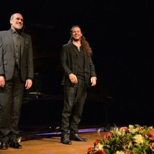 Montevideo 2018, Final del Recital con Cody Quattlebaum