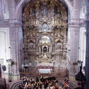 Festival Cervantino de México, 2001 - Con la Orquesta  Mayo