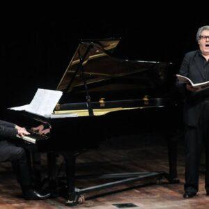 Rosario 2017. Recital con Víctor Torres
