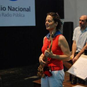 Radio Nacional, 2011 - Con María Noel Luzzardo