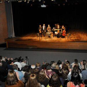 Rosario, 2016. Concierto con alumnos y ex alumnos, Asociación Camarística de Rosario