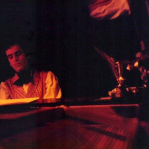 """Alianza Francesa, Buenos Aires, 1991 - Espectáculo """"Un amour qui attend la mort"""""""