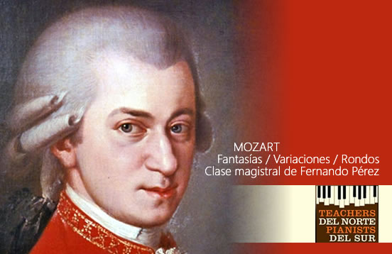 Mozart – Clase Magistral