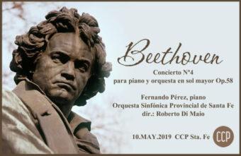 Beethoven: 4º Concierto para piano y orquesta