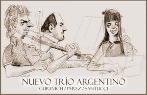 TRIO ARGENTINO - FLYER
