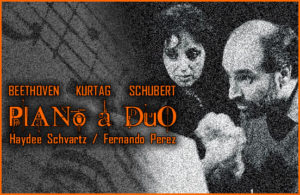 Piano a duo - flyer